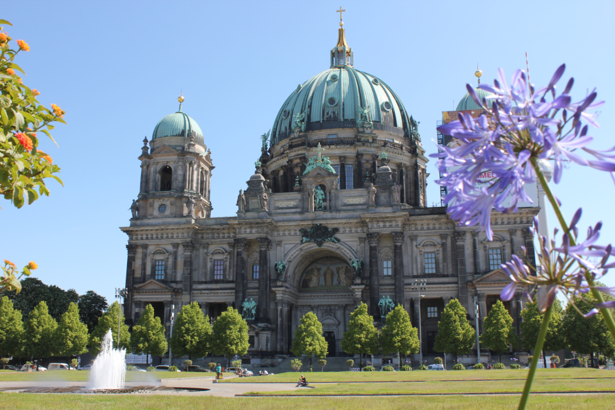 Berlin Cathedral on the Museum Island